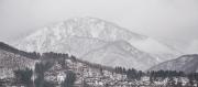 Hills behind Shirakawa by Alex Cranswick