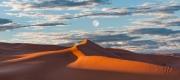 Dunes at sunrise by Alex Cranswick
