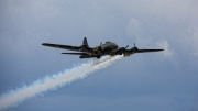 memphis-belle-in-trouble by terry-walters