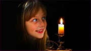 candle-glow-a by jim-bullock
