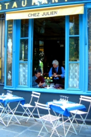 french-cafe by mike-stanley