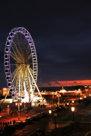 brighton-wheel by mike stanley