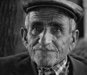 Kurdish Man by Robert Albright