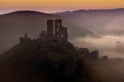 Corfe Pre-Dawn by Terry Walters