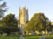 Avebury Evening by Roger Smith