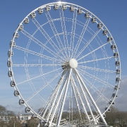 Plymouth Wheel by Roger Smith