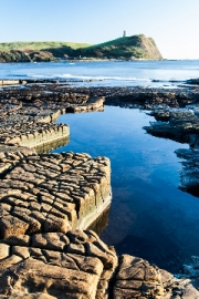 Kimmeridge Bay by Andrew Purdy