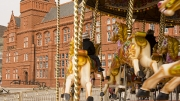 Pierhead Carousel by Jon Simons