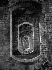 Brick Tunnel by Tony Marson