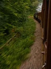 The need for speed by Tony Marson