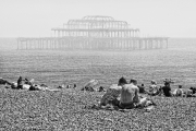 Brighton Fading Memory by Terry Walters