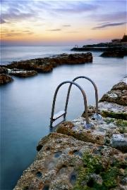Bathing Pool by Gerry Jones