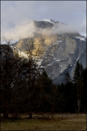 Half Dome Yosemite by Steve Edwards