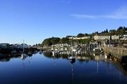 Morning Porthmadog Harbour by David Foxwell