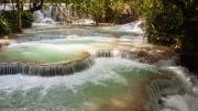 Kuang Si Waterfall by Alex Cranswick