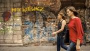 Girls Passing by Robert Albright
