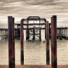 The Old Pier by Mike Buy