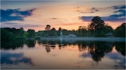 Coate sunset by Mike Buy