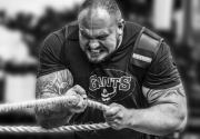 Power pull by John Knight