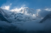 Above the Clouds by Claire Fidler