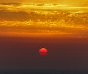 Cloudy Sunset by Paul Nicholls