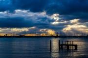St Kilda Skies by Don Chadwick
