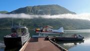 Alaskan Cloud Ribbon 2 by Gill Marsh