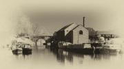 Devizes Wharf by Bob Berry