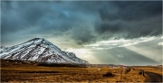 Icelandic Clouds by Terry Walters