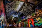 Leake Street Vaults by Rob Webster