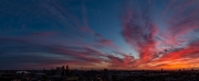 Sunset over London_ by Neil Hayward