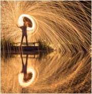 Let the sparks fly by Mike Buy