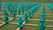 March of the Ampelmannchen by Richard Salt