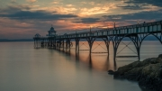 To the end of the pier by Dave Young