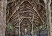Great Coxwell Barn Mike by Stanley