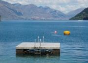 Lake Wakatipu by Kate Fernie