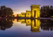 Temple of Debod by Mike Buy