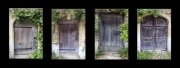 Old Doors by Mike Stanley