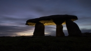 Lanyon Quoit by Cathy FitzHerbert