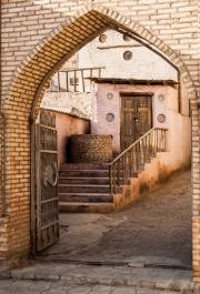 Bukara Doorway by Alex Cranswick