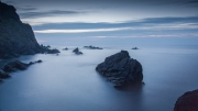 Ilfracombe Rocks by Mike Buy