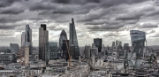 london-skyline by mike-stanley