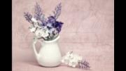 ceramic-jug-silk-flowers by lesley-hunt