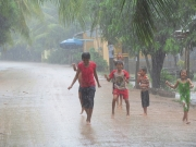 playing-in-the-monsoon by rain_rebecca Clifforde