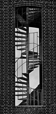 Stairway by Mike Stanley