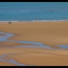 Lonely-beach by Malcolm Cole