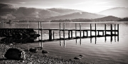 Morning on the Jetty by Anna Stowe