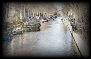 Life on a Dutch Canal by Shirley Johnson