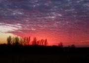 Sunset South of Swindon by Richard Salt